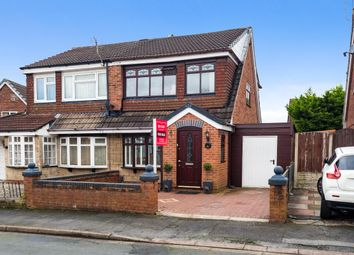 Thumbnail 3 bed semi-detached house for sale in Canon Wilson Close, Haydock, St. Helens