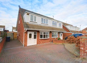 Thumbnail 3 bedroom terraced house for sale in Spa Well Drive, Sunderland