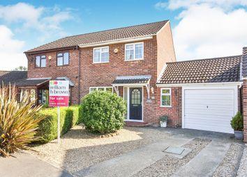3 bed semi-detached house for sale in St Edmunds Close, Hellesdon, Norwich NR6