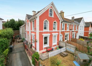 Thumbnail 4 bed end terrace house for sale in Coombe Vale Road, Teignmouth