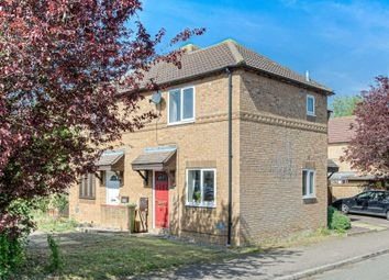 Thumbnail 1 bedroom semi-detached house for sale in Rillington Gardens, Emerson Valley, Milton Keynes