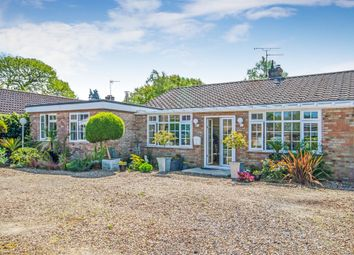 Thumbnail 4 bed detached bungalow for sale in Rectory Close, Rollesby, Great Yarmouth