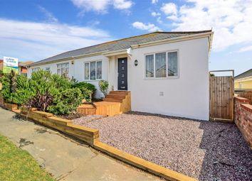 Cairo Avenue, Peacehaven, East Sussex BN10. 3 bed semi-detached bungalow