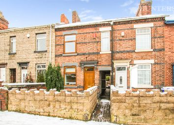 Thumbnail 2 bed terraced house for sale in Werrington Road, Stoke-On-Trent