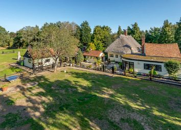 Main Road, Ford End, Essex CM3. 4 bed detached house