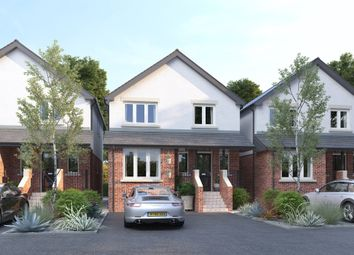 Thumbnail 3 bed detached house for sale in Spring Street, Hucknall, Nottingham