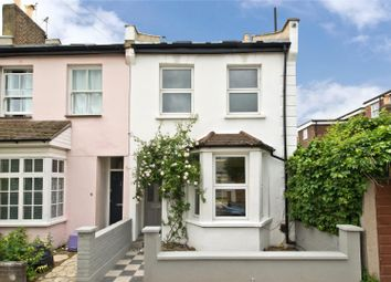 Thumbnail 4 bed end terrace house for sale in Derby Road, London