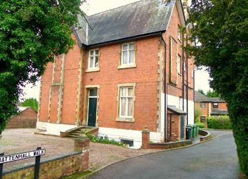 Thumbnail 3 bed flat to rent in Camphill Road, Battenhall, Worcester