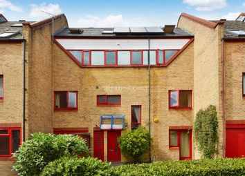 Thumbnail 6 bed town house for sale in Bywater Place, London