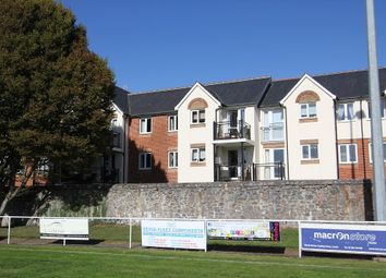 Thumbnail 2 bed flat for sale in Marsh Road, Newton Abbot