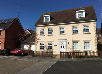 Thumbnail 5 bed property to rent in Todenham Way, Hatton Park, Warwick