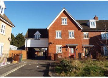 Thumbnail 4 bed end terrace house for sale in Dagenham, Essex, .