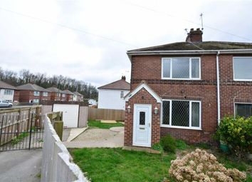 Thumbnail 3 bed semi-detached house for sale in Ferrybridge Road, Nevison, Pontefract
