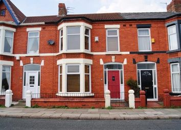 Thumbnail 4 bed terraced house to rent in Penny Lane, Mossley Hill, Liverpool