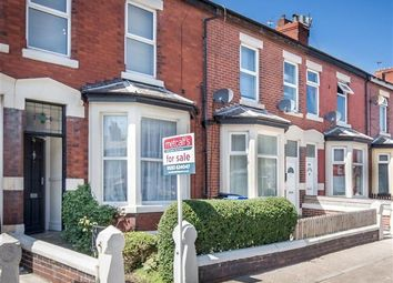 Thumbnail 3 bedroom terraced house for sale in Cambridge Road, Blackpool