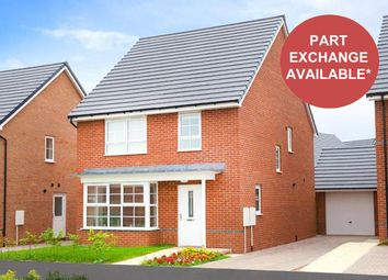 "Thumbnail 4 bedroom detached house for sale in ""Chesham"" at Park Hall Road, Mansfield Woodhouse, Mansfield"