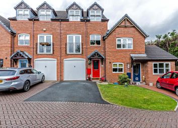 Thumbnail 3 bed town house for sale in Gullick Way, Chase Terrace, Burntwood