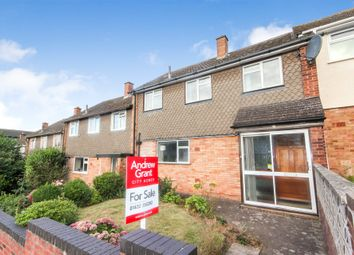 Thumbnail 3 bed terraced house for sale in Eastnor Drive, Hereford