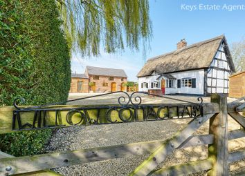 Aston Lane, Aston, Stone ST15. 5 bed farmhouse for sale