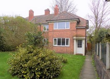 Thumbnail 1 bed flat for sale in Francis Road, Acocks Green, Birmingham