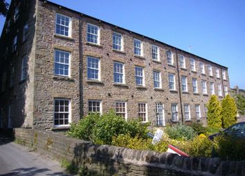 Thumbnail 2 bed flat for sale in Bridgeholme Mill, Chinley, Derbyshire