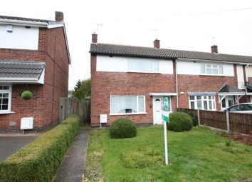 Thumbnail 2 bed end terrace house for sale in St. Georges Road, Atherstone