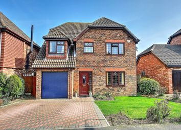 Thumbnail 4 bed detached house for sale in Faeroes Drive, Caister