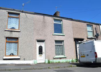 Thumbnail 2 bedroom terraced house for sale in Skinner Street, Waun Wen, Swansea
