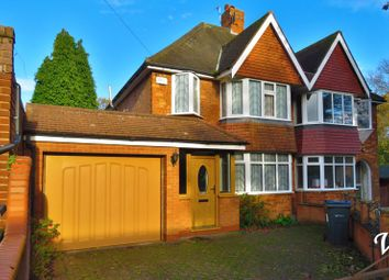 3 bed semi-detached house for sale in Malvern Road, Acocks Green, Birmingham B27