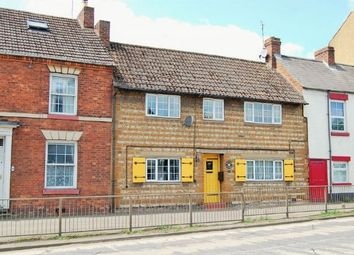 Thumbnail 2 bedroom cottage for sale in High Street, Weedon, Northampton