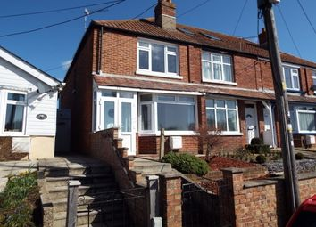 Thumbnail 3 bed end terrace house to rent in Water Lane, Totton, Southampton