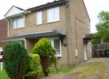 Thumbnail 2 bed property to rent in Roxholm Close, Ruskington, Sleaford