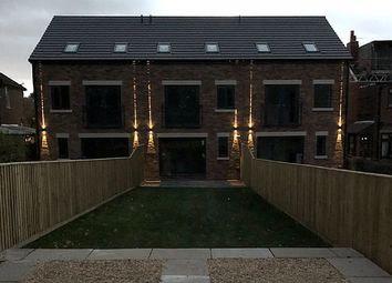 Thumbnail 4 bed town house for sale in The Birches, 115A, Coppice Road, Poynton, Cheshire