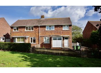3 bed semi-detached house for sale in Southampton Hill, Titchfield PO14