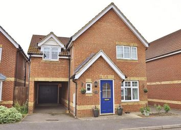 Thumbnail 3 bed detached house for sale in Emperor Way, Kingsnorth, Ashford