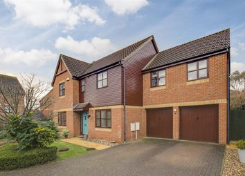 5 bed detached house for sale in Ancona Gardens, Shenley Brook End, Milton Keynes MK5