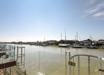 Thumbnail 4 bedroom town house for sale in River Road, Littlehampton