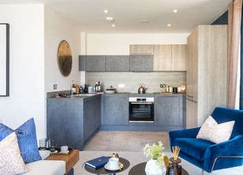 Thumbnail 3 bedroom flat for sale in Longwater Avenue, Green Park, Reading