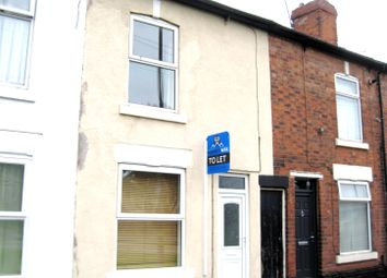 Thumbnail 2 bedroom terraced house to rent in Harrow Street, Derby