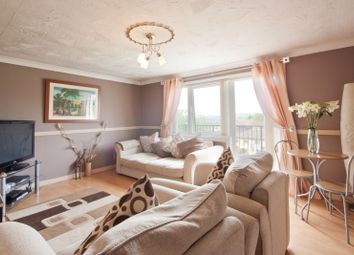 Thumbnail 3 bed flat for sale in Braeside Drive, Bellsmyre, Dumbarton, Dunbartonshire