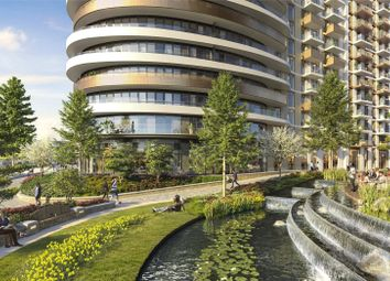 Thumbnail 1 bed flat for sale in Cassini Tower, White City Living, London