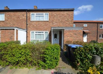 Thumbnail 2 bedroom end terrace house for sale in Barn Mead, Harlow, Essex