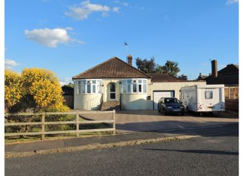 Thumbnail 3 bed detached bungalow for sale in Main Road, Rochester