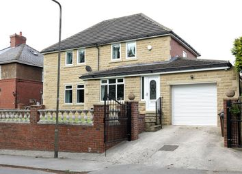 Thumbnail 5 bed detached house for sale in Middlecliff Lane, Little Houghton, Barnsley