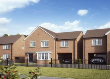 Thumbnail 4 bed detached house for sale in Midland Road, Swadlincote