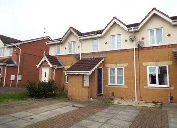 Thumbnail 2 bed terraced house for sale in Boynton Road, Braunstone, Leicester, Leicestershire