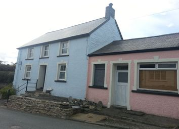 Thumbnail 6 bed detached house for sale in Station Road, Tregaron