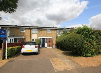 Thumbnail 3 bed terraced house for sale in The Hawthorns, Stevenage