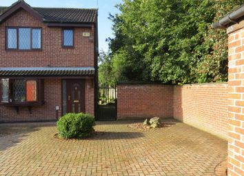 Thumbnail 3 bedroom semi-detached house for sale in The Meadows, Hull