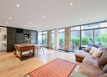 Thumbnail 1 bed terraced house to rent in Ezra Street, London